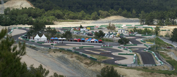 Circuito Karting ParcMotor sensaciones de Fórmula 1 o MotoGp