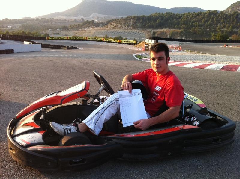 Nuevo récord del circuito !!!